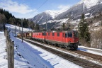 "SBB Re 4/4 II 11337, Re 6/6 11629 ""Interlaken"""