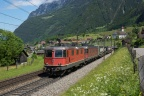 "SBB Re 4/4 II 11322, Re 6/6 11670 ""Affoltern am Albis"""