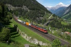"SBB Re 4/4 II 11328, Re 6/6 11681 ""Immensee"""