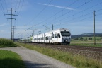 "BLS RABe 525 038-6 ""Westside"", RABe 525 018-8 ""Thunersee"", RABe 525 022-0 ""Worble"""